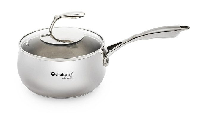 Tupperware TChef Sauce Pan
