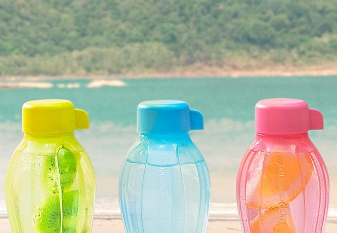Tupperware Eco Bottle 500ml Cap