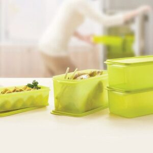Tupperware Fresh Lime Collection