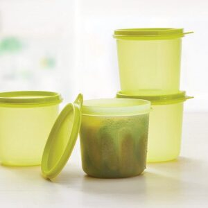 compact high bowl tupperware