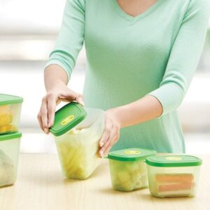 Tupperware Freshmint Collection