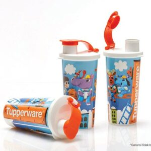 Tupperware Fun Tumbler - City Worker
