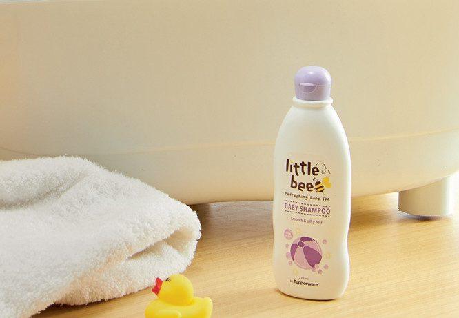 Tupperware Little Bee Baby Shampoo